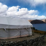 The Norling Camp - Pangong