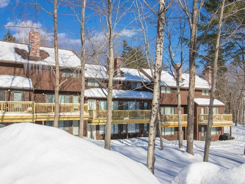 Cozy Ski-in/ski-out Townhouse Steps From Trail - Walk to Dining, Dogs Welcome!