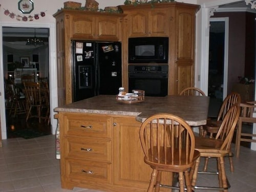 Private Kitchen, Grabers Green Gables B&B
