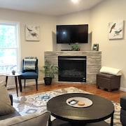 Feel At Home Away From Home In Our Brand New 3 Bed., 2 Bath. House