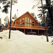 Alpenhaus 3 Bedrooms 3 Bathrooms Cabin