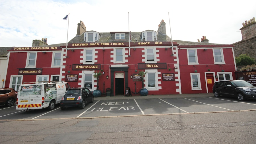 Anchorage Hotel Troon