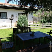 Bungalow Pension Bergblick