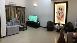 29-inch LED TV with satellite channels