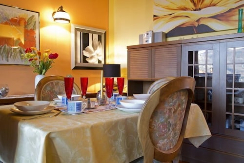 In-Room Dining, Ortalakeflat - Panoramico