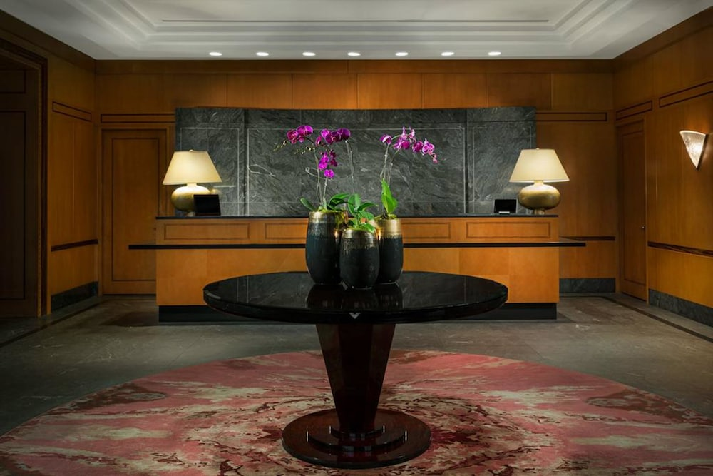 Lobby, The Wagner Hotel
