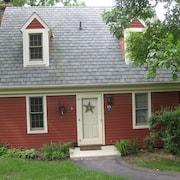 Adorable Two Bedroom, Pet Friendly Cottage