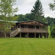 Private and Secluded. Newly Remodeled Home Located on a Beautiful 70 Acre Farm