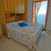 Annex Rosetta Sea View Bedroom With French Balcony Free Wifi Air Condition