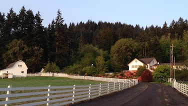 Beautiful Private Accommodations Just Minutes From Corvallis