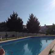 House With one Bedroom in Alcanhões, With Pool Access, Enclosed Garden and Wifi - 25 km From the Beach