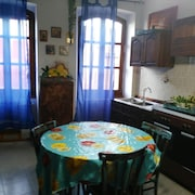 Apartment With 2 Bedrooms in Iglesias, With Enclosed Garden and Wifi - 8 km From the Beach