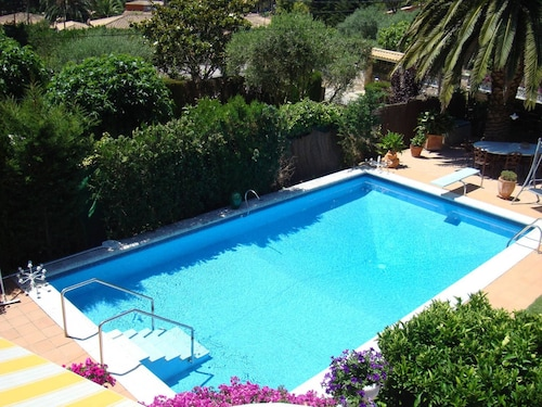 Villa With 4 Bedrooms in Begur, With Private Pool, Furnished Terrace and Wifi - 3 km From the Beach