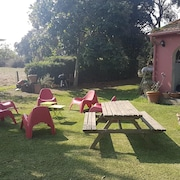 House With 3 Bedrooms in Borgo, With Enclosed Garden and Wifi - 5 km From the Beach