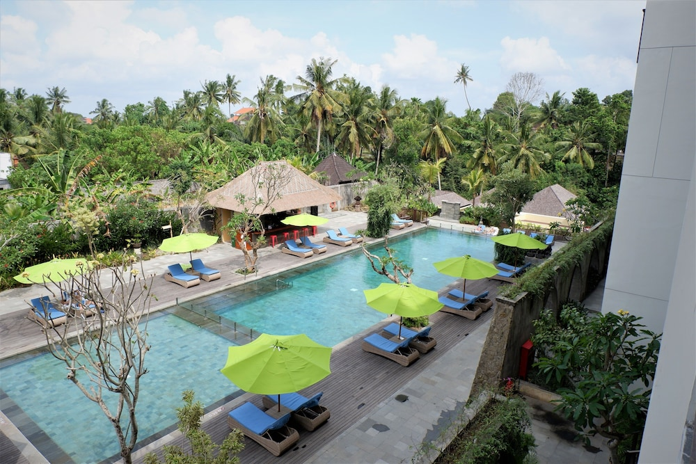 View from Property, Element By Westin Bali Ubud