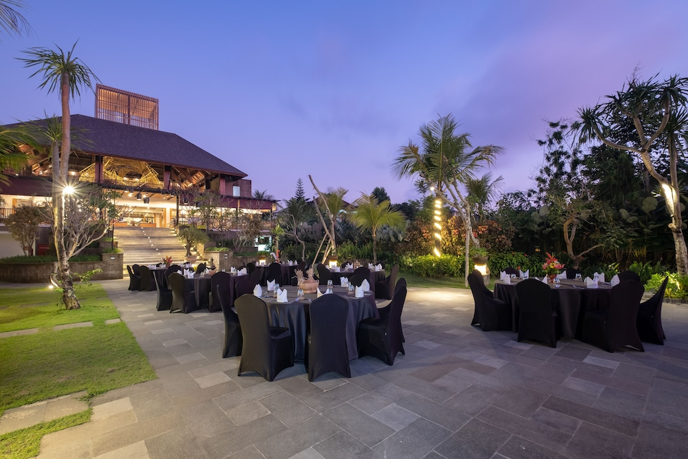 Outdoor Banquet Area, Element By Westin Bali Ubud