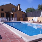Villa With 4 Bedrooms in Benifayó, With Wonderful sea View, Private Pool and Enclosed Garden - 18 km From the Beach