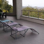 House With 2 Bedrooms in Oletta, With Wonderful sea View, Enclosed Garden and Wifi - 8 km From the Beach