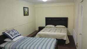 Free cots/infant beds, free rollaway beds, free WiFi