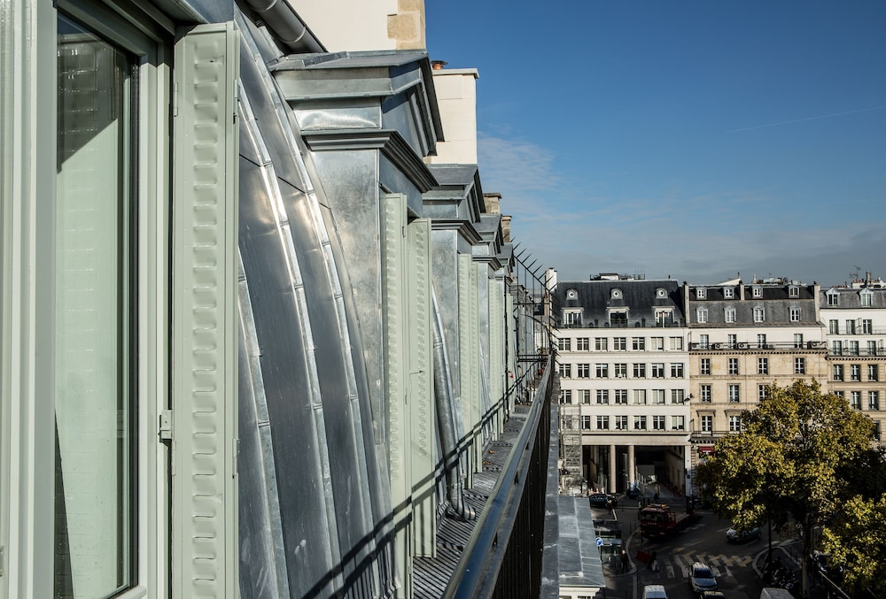 View from Property, Fauchon L'Hotel Paris