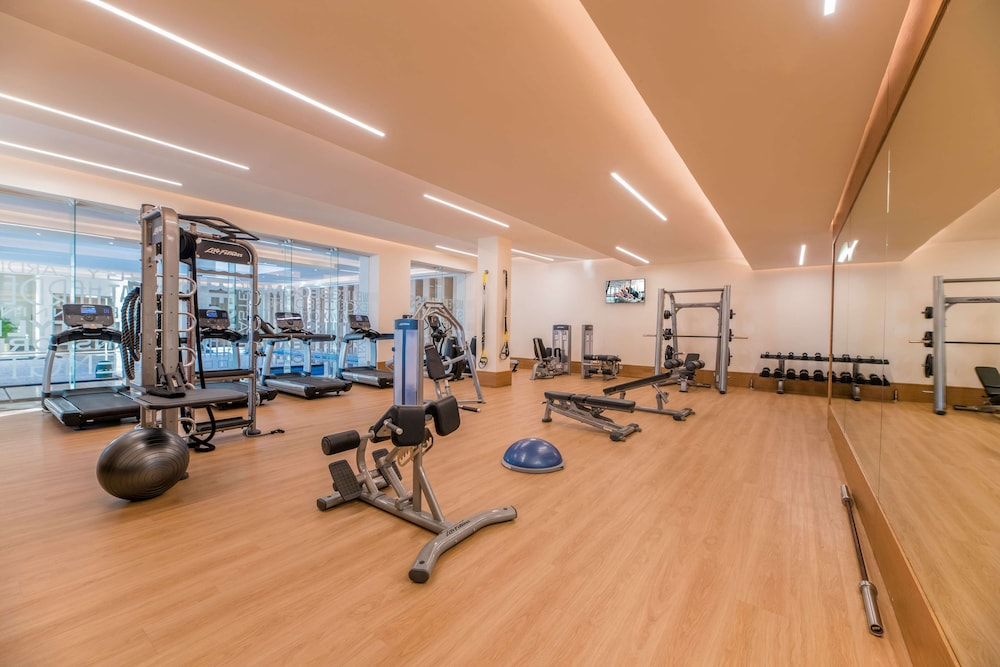 Fitness Facility, Haven Riviera Cancun Resort & SPA All Inclusive- Adults Only