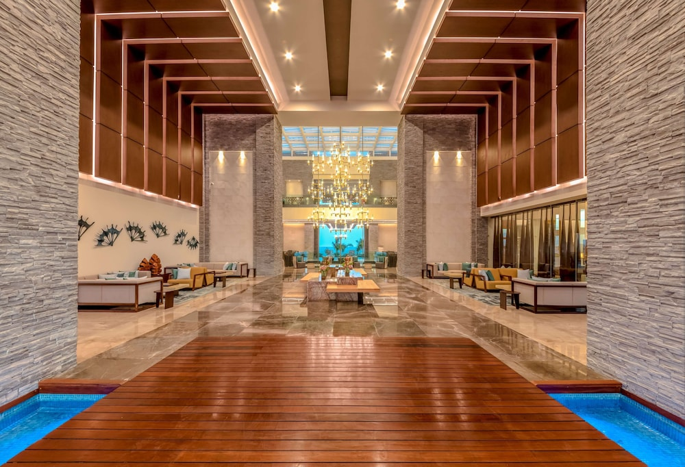 Lobby, Haven Riviera Cancun Resort & SPA All Inclusive- Adults Only