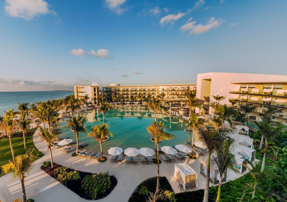 Terrace/Patio, Haven Riviera Cancun Resort & SPA All Inclusive- Adults Only