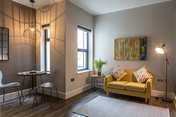 A Space in the City - Park Lane Apartments