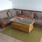 Apartment With 4 Bedrooms in Pointe-à-pitre, With Wonderful City View, Furnished Terrace and Wifi - 5 km From the Beach