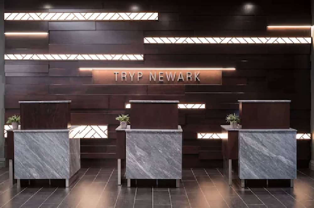 Check-in/Check-out Kiosk, TRYP by Wyndham Newark Downtown
