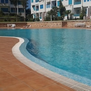 Apartment With 2 Bedrooms in Mdiq, With Wonderful sea View, Pool Access, Enclosed Garden - 200 m From the Beach