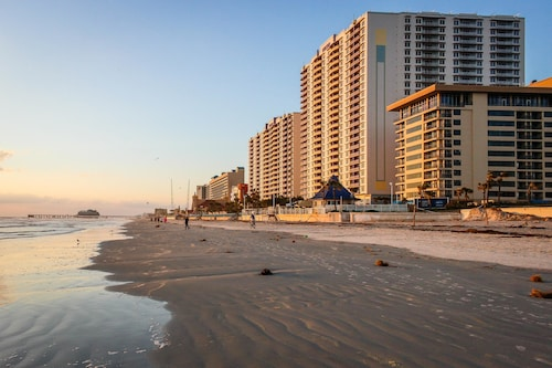 Great Place to stay Ocean Walk 1208 Apartment 1 near Daytona Beach
