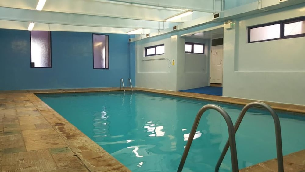 Indoor Pool, Green Gables Hotel Scarborough