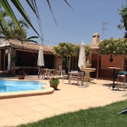 Villa With 5 Bedrooms in Alicante, With Private Pool and Furnished Terrace - 800 m From the Beach