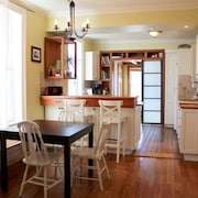 Earthy 1BD in Heart of Hintonburg !