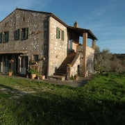 Villa / Country House With Panoramic Views 80 km From Rome