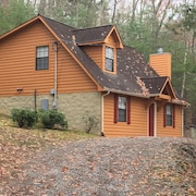 Sanitized Mtn Bliss - 2 private bdrms, Pool Table, Hot Tub, Laurel Valley, Swimming Pool & Fitness