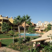 Close to Safe Beach in Mar de Cristal, in Gated Small Complex With Gardens