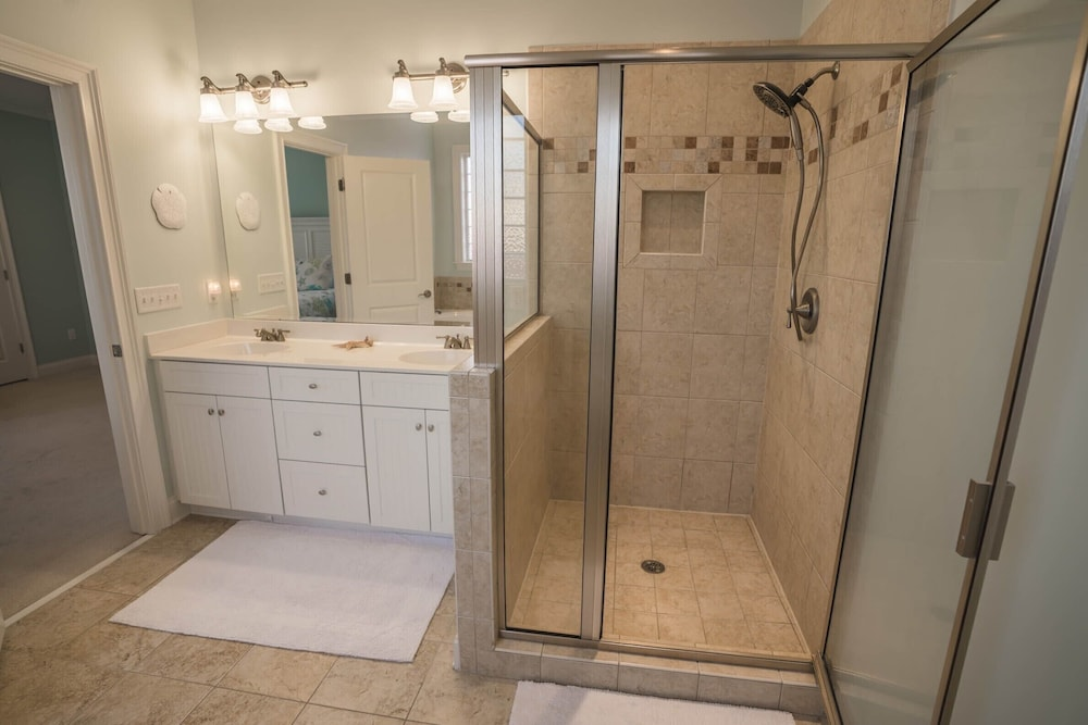 Best Deal IN Kure Beach!!! Fully Renovated Luxury Home Steps TO THE ...