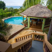 Private Villa on the Beach at Black River, Jamaica