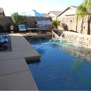Beautiful One Level Home With A Great Private Pool