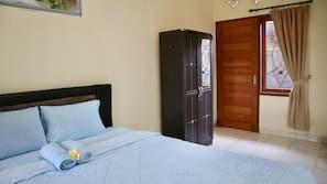 Tempat tidur lipat/tambahan dan Wi-Fi gratis
