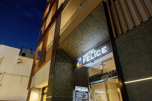 HOTEL FELICE Shinsaibashi by RELIEF
