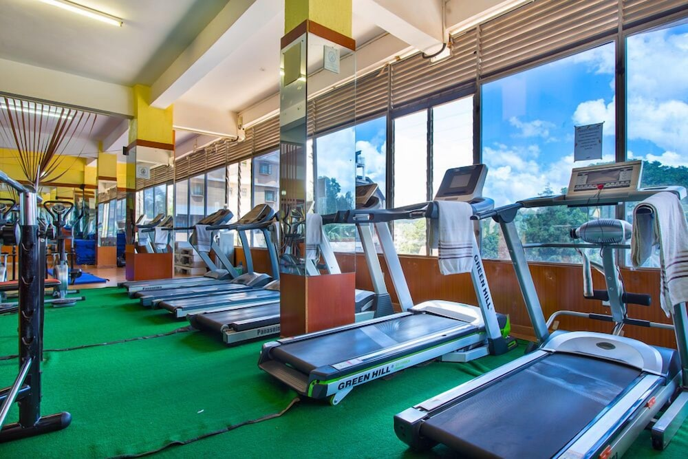 Fitness Facility, Nokras Riverine Hotel & Spa