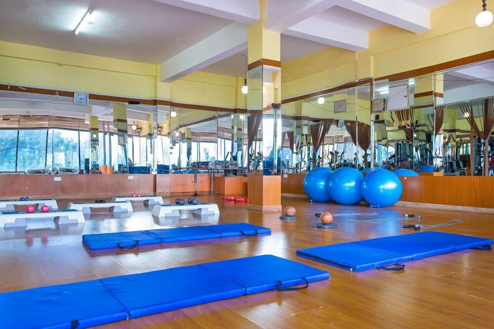 Aerobics Facility, Nokras Riverine Hotel & Spa