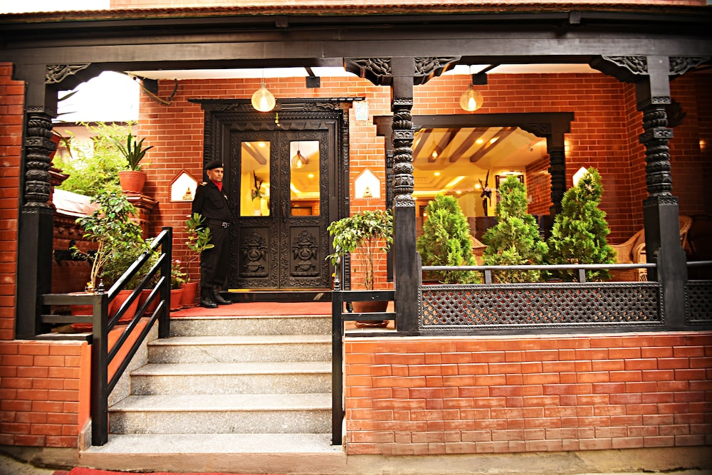 Front of Property, Kumari Boutique Hotel