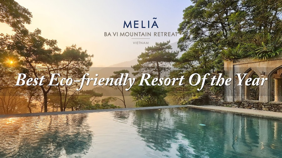 Melia Ba Vi Mountain Retreat