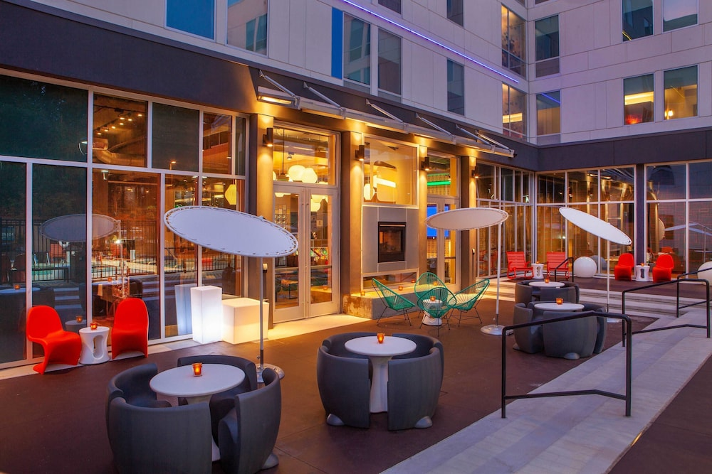Terrace/Patio, Aloft Alpharetta