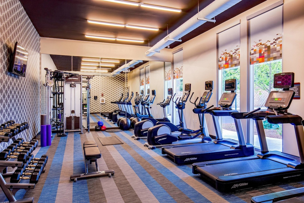 Fitness Facility, Aloft Alpharetta