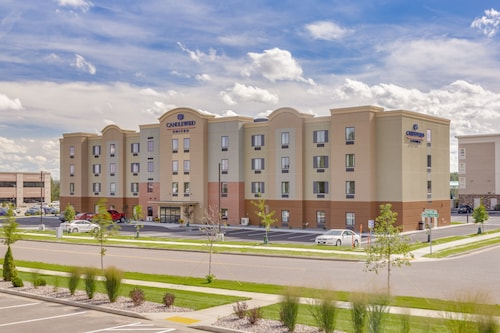 Great Place to stay Candlewood Suites Eau Claire I-94 near Eau Claire